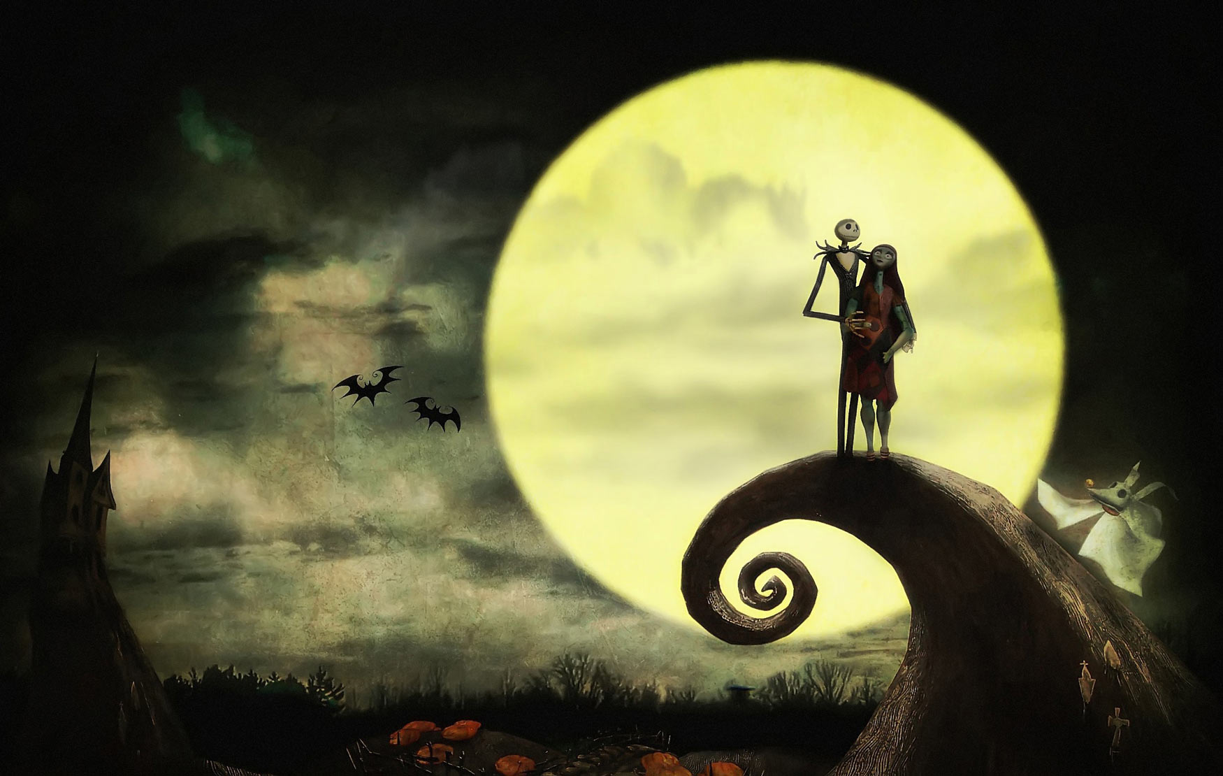 Summary -> The Nightmare Before Christmas Sequel Is A Comic Book